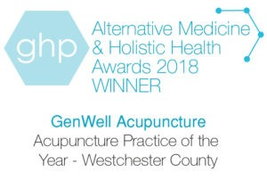Alternative Medicine and Holistic Health Awards 2018 Winner- GenWell Acupuncture